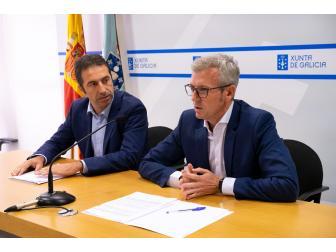 alfonso rueda e alfonso villares, plan de actuación contra a vespa velutina 2019