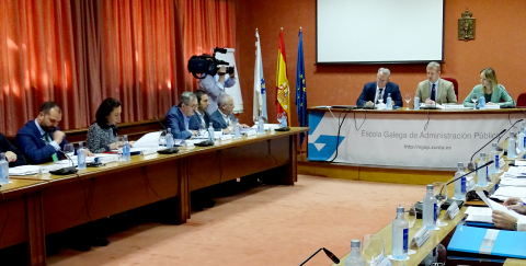Comisión Galega de Cooperación Local 7 maio 2018
